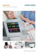 The Complete Fetal Monitoring Range - 1