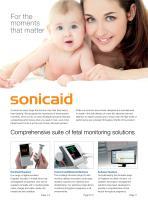 The Complete Fetal Monitoring Range - 2