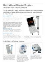 The Complete Fetal Monitoring Range - 5