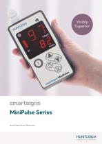 Smartsigns MiniPulse 750376/EN-4 - 1