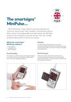 Smartsigns MiniPulse 750376/EN-4 - 2