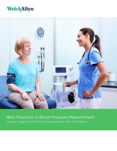 Best Practices in Blood Pressure Measurement
