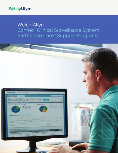 Connex®  Clinical Surveillance System Partners in CareSM Support Programs