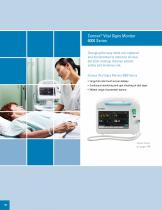 Patient Monitors and Systems, Full Line Catalog