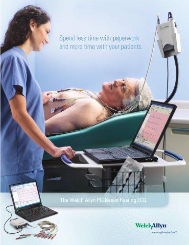 PC-Based Resting ECG