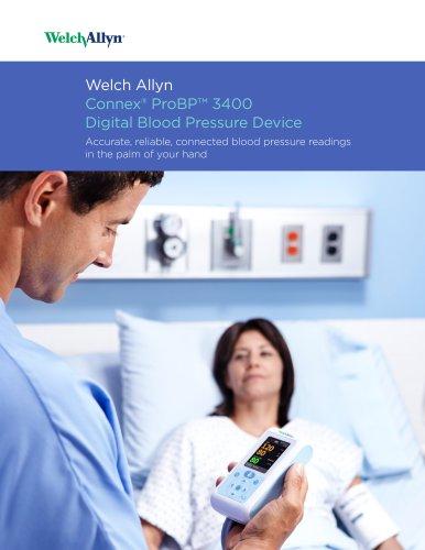 ProBP 3400 Digital Blood Pressure Device, Brochure