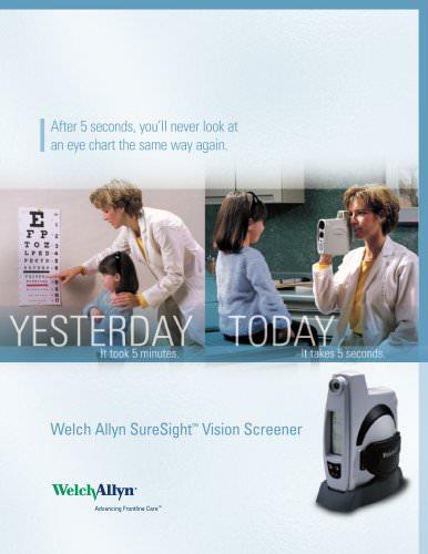 SureSight? Vision Screener