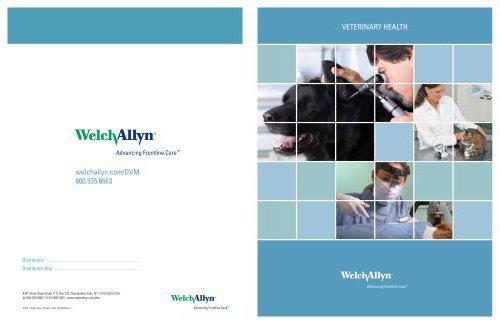 Veterinary Health Catalog, Specialty Catalog