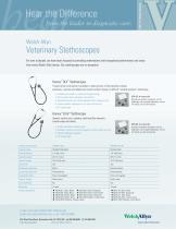 Veterinary Stethoscope