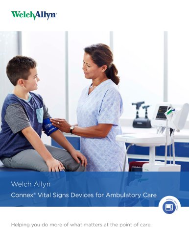 Vital Signs Devices for Ambulatory Care