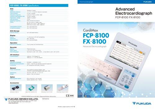 FCP-8100/FX-8100