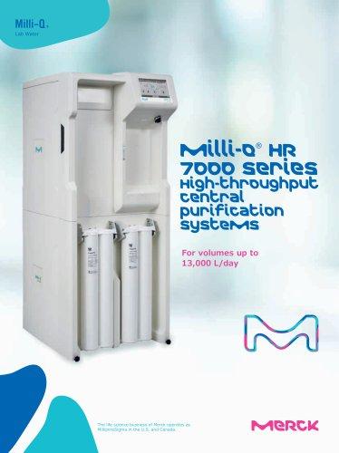 Milli-Q HR 7000