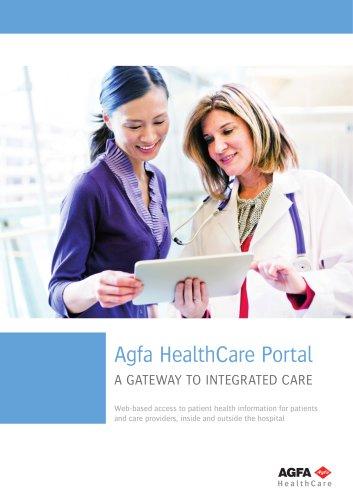 Agfa HealthCare Portal