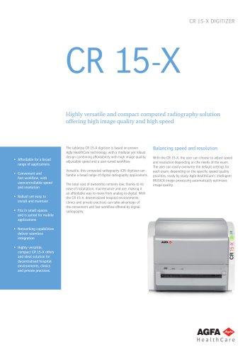 CR 15-X