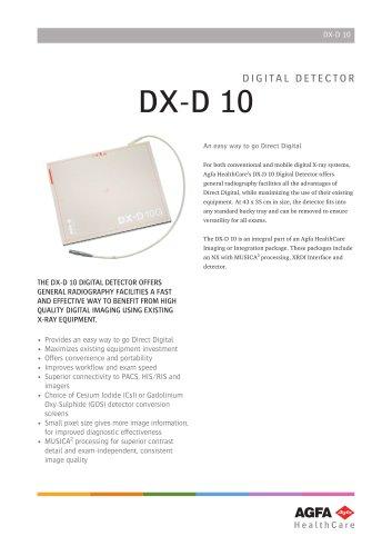 DX-D 10