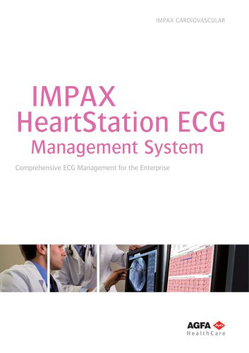 IMPAX HeartStation ECG Management System
