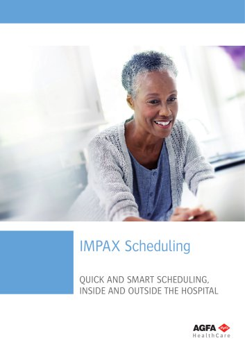 IMPAX Scheduling