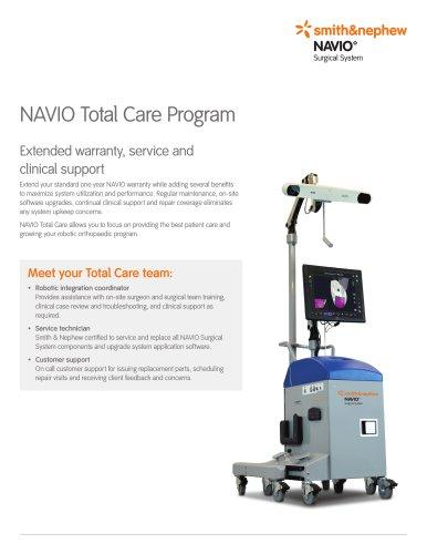 NAVIO Total Care Program Brochure