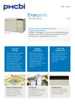 MDF-1156(ATN)-PE Cryogenic Freezer