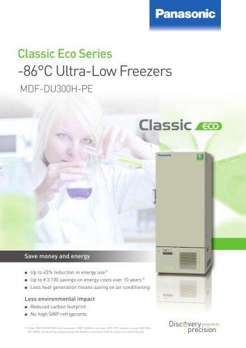 MDF-DU300H-PE PRO ECO ULT Freezer