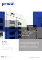 PHARMACEUTICAL LIFE SCIENCE SOLUTIONS