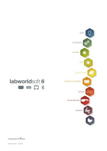 labworldsoft 6 Brochure