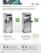 Flusher disinfectors for hospitals and nursing houses - 10