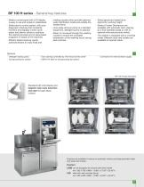 Flusher disinfectors for hospitals and nursing houses - 11