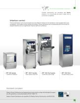 Flusher disinfectors for hospitals and nursing houses - 3