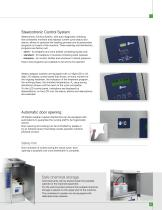 Flusher disinfectors for hospitals and nursing houses - 5