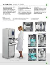 Flusher disinfectors for hospitals and nursing houses - 7