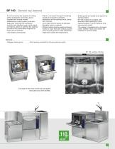 Flusher disinfectors for hospitals and nursing houses - 9