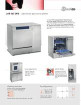 Laboratory glassware washing systems - 10