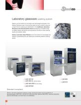 Laboratory glassware washing systems - 2