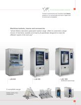 Laboratory glassware washing systems - 3