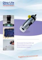 Brochure for Electronics industry (ESD-Safety)