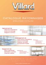 Shelvings Catalog - 1