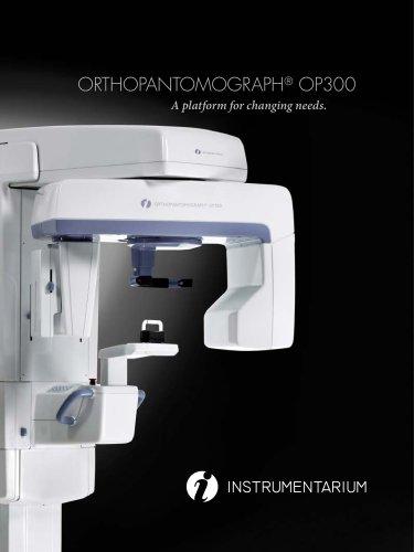 ORTHOPANTOMOGRAPH ® OP300