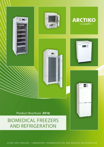 Arctiko Product Brochure 2016
