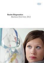 Roche Diagnostics Business Overview 2012 - 1