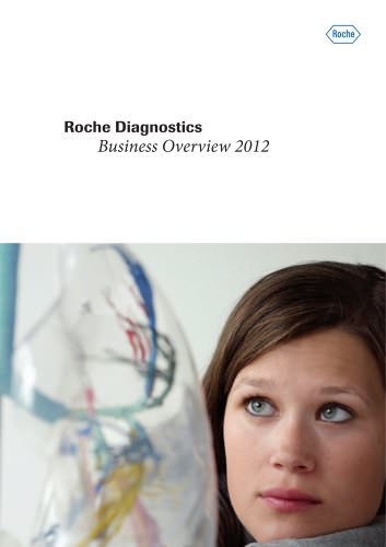Roche Diagnostics Business Overview 2012