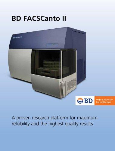 BD FACSCanto II