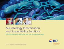 Microbiology Identification and Susceptibility Solutions - 1