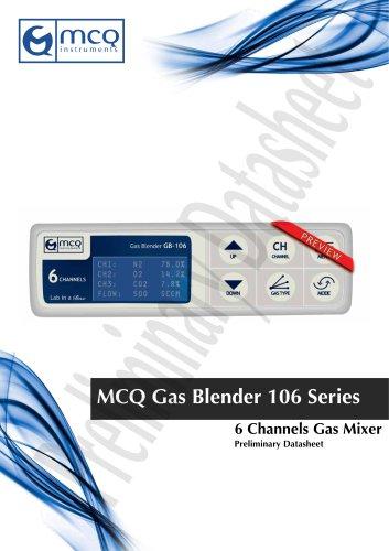 Gas Blender 106 Series