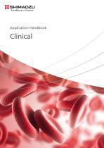 Application Handbook Clinical