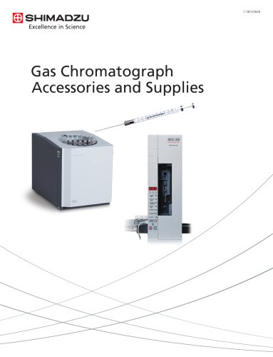 Gas Chromatograph Accessories and Supplies