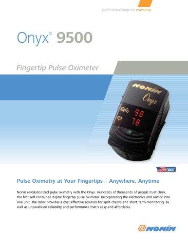 9500 Spec Sheet