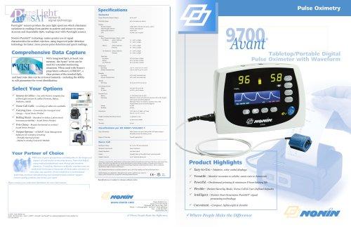 Avant® 9700
