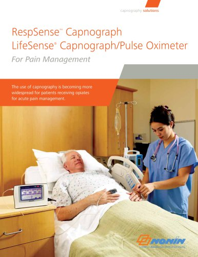 Capnography Pain Management