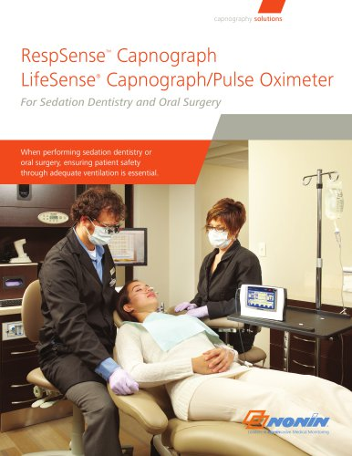 Capnography Use in Sedation Dentistry